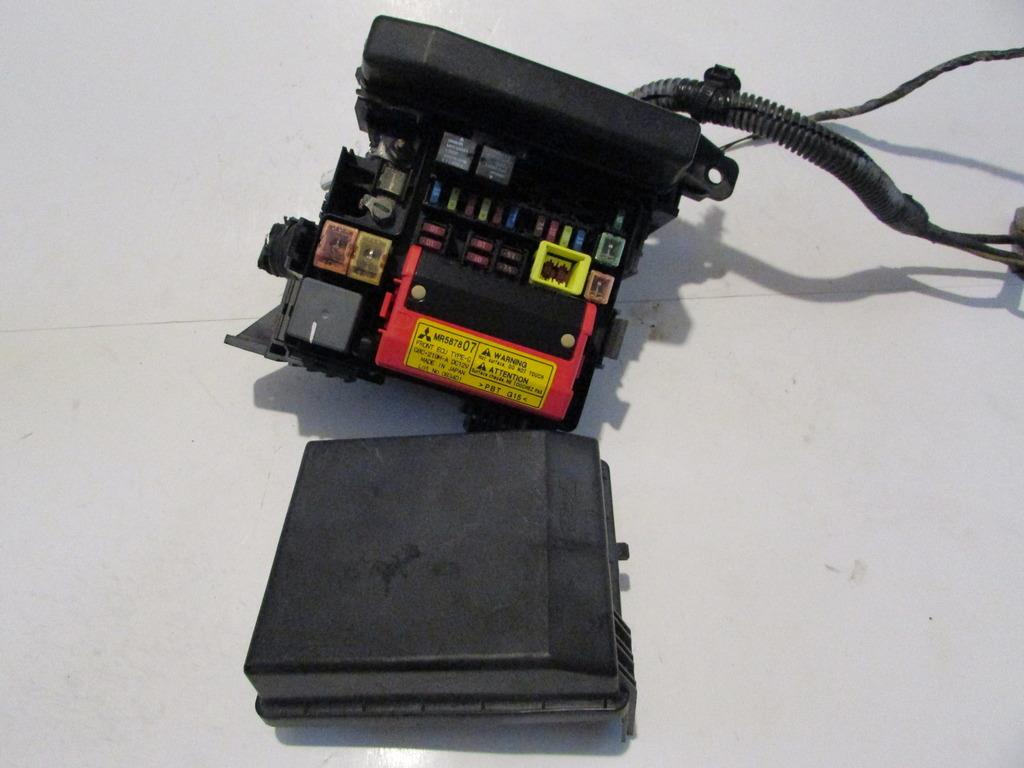 30071062 04 06 mitsubishi galant 3 8l v6 gts under hood relay fuse box Mitsubishi Galant VR4 at fashall.co