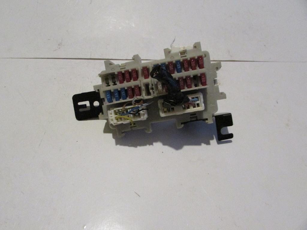 06 Nissan Maxima Fuse Box Books Of Wiring Diagram 2006 04 3 5l V6 Sedan Under Hood Relay Block Rh Ebay Com Interior