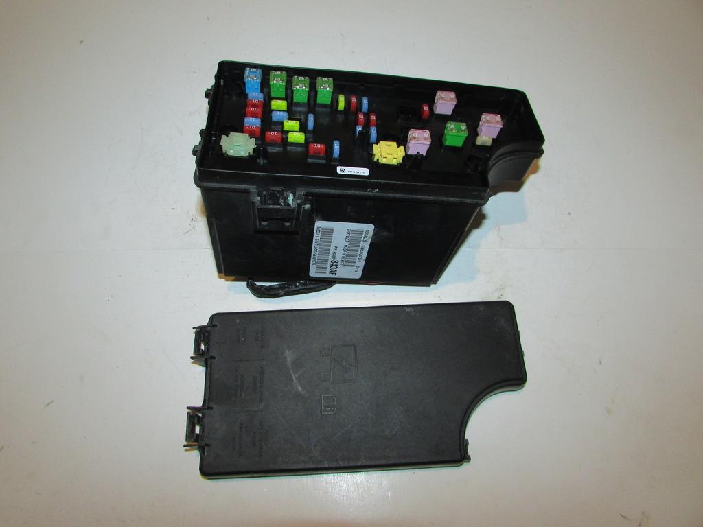 30071286 11 14 jeep patriot 2 4l sedan under hood relay fuse box block fuse box warranty at soozxer.org