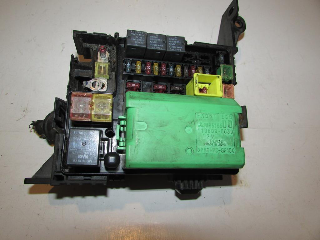 2003 Outlander Fuse Box Wiring Diagram Schematics 2008 Mitsubishi 03 2 4l Xls Bajo Cap Rel Caja De Fusibles Sonata