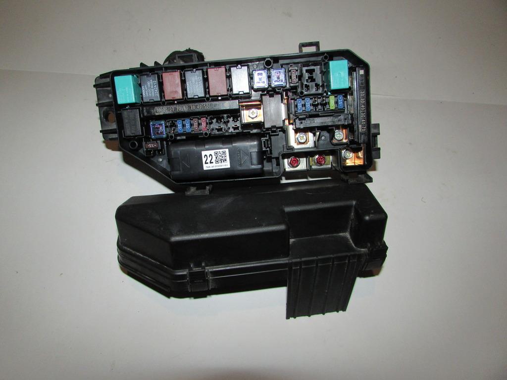 30071930 08 12 honda accord 2 4l sedan lx under hood relay fuse box block fuse box warranty at soozxer.org