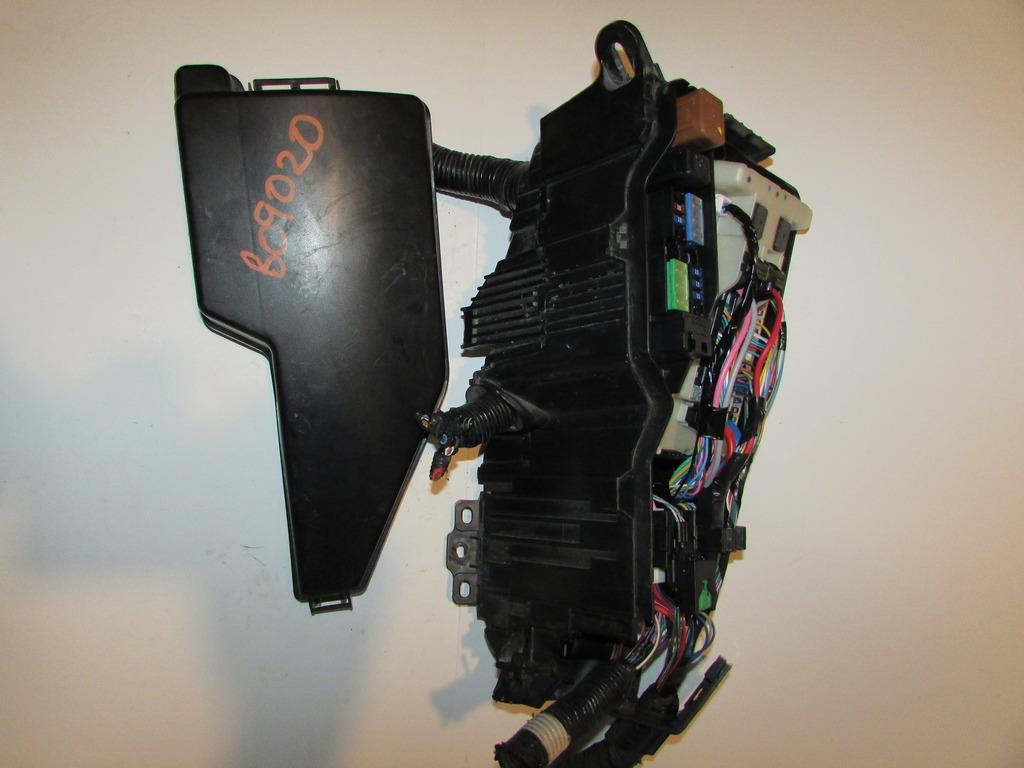 2013 Nissan Juke Fuse Box Under Hood Electrical Wiring Diagrams Diagram 14 1 6l Relay Block Warranty Armrest
