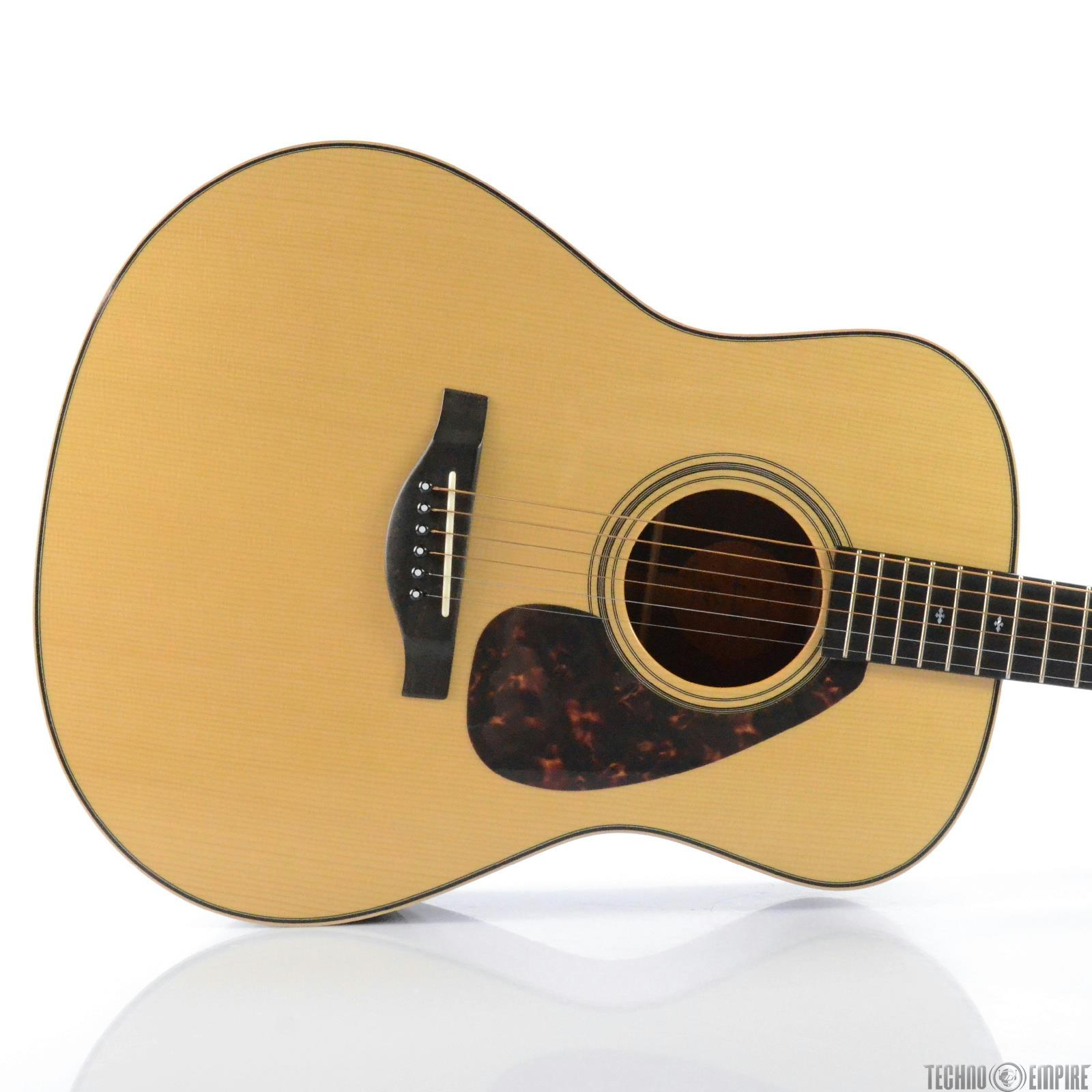 Yamaha ll26 l series acoustic guitar with hard case 28226 for Yamaha l series guitars