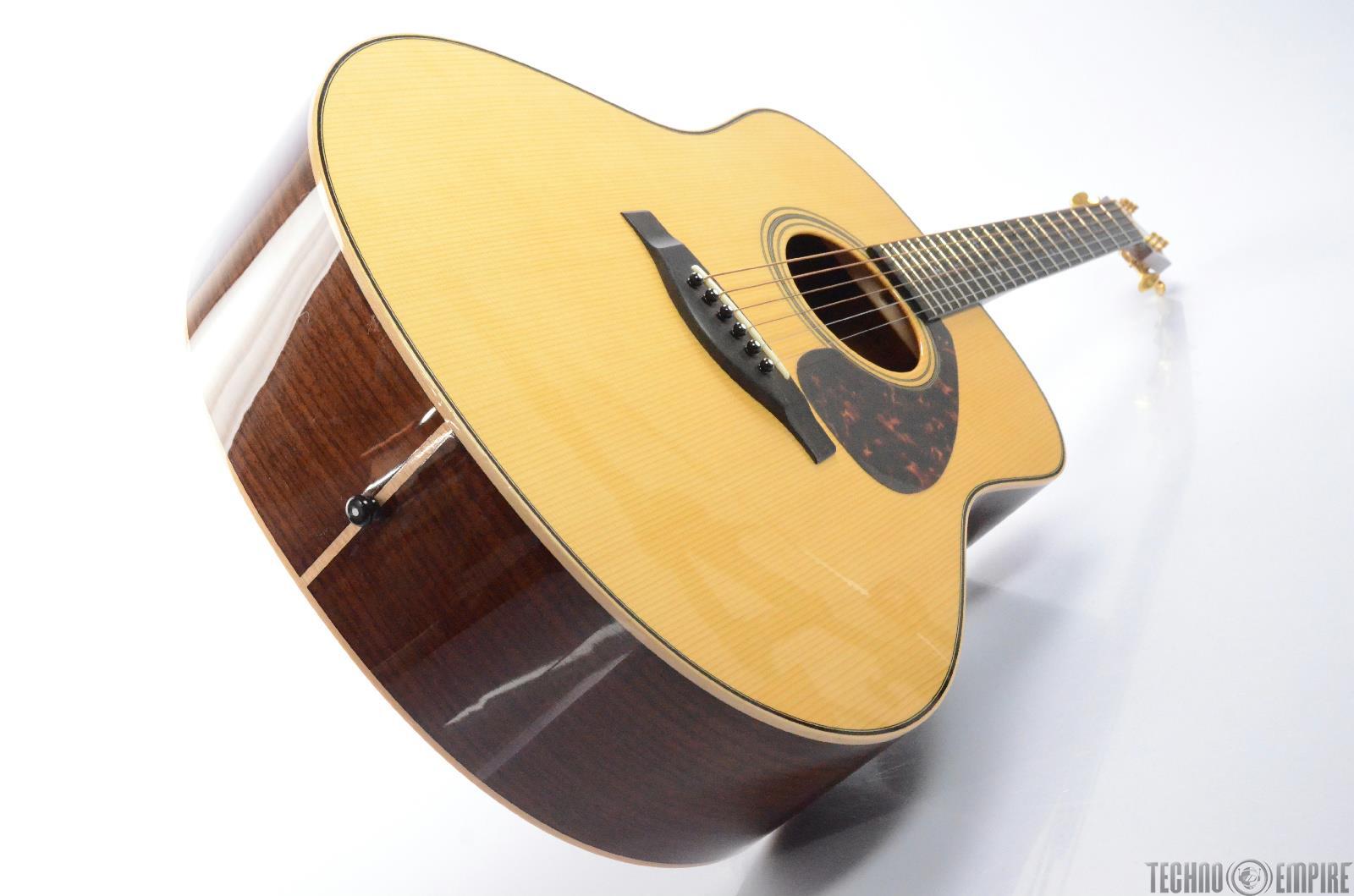 Yamaha ll26 l series acoustic guitar with hard case 28226 for Yamaha acoustic guitar ebay