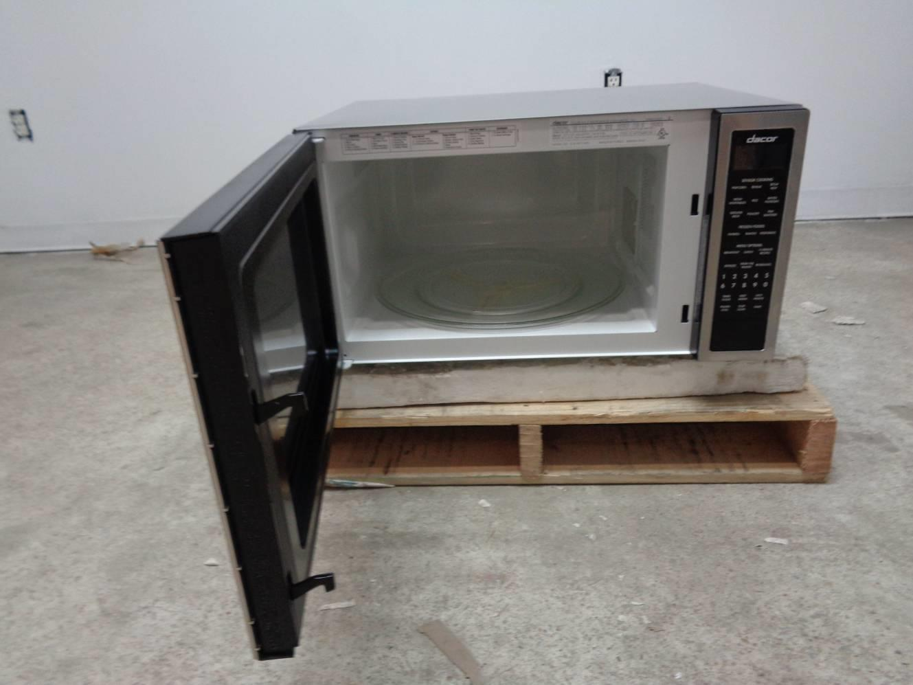 Dacor Countertop Stove : DACOR DMW2420S 24