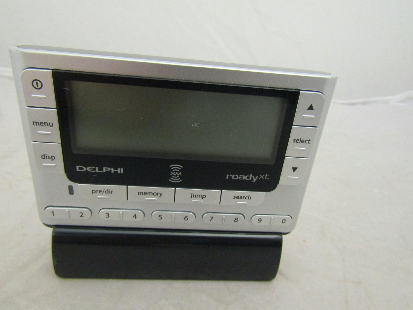 Sirius XM Delphi Model Roady XT SM Satellite Radio w ...