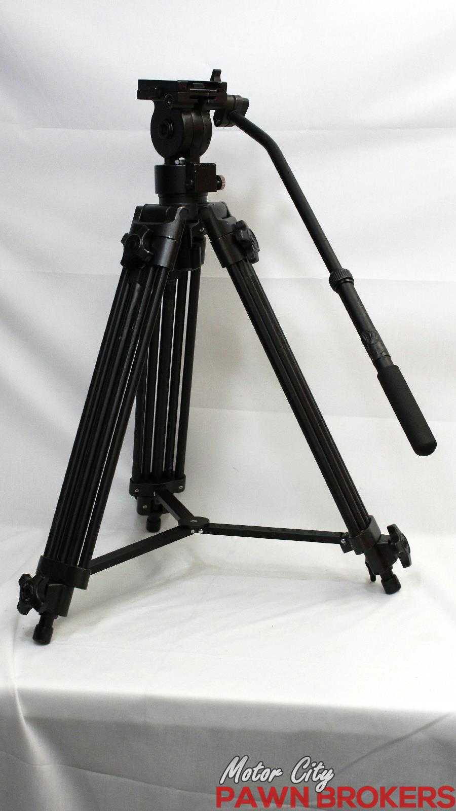 Tripod unbranded 58 3 lock options black camera for Motor city pawn shop