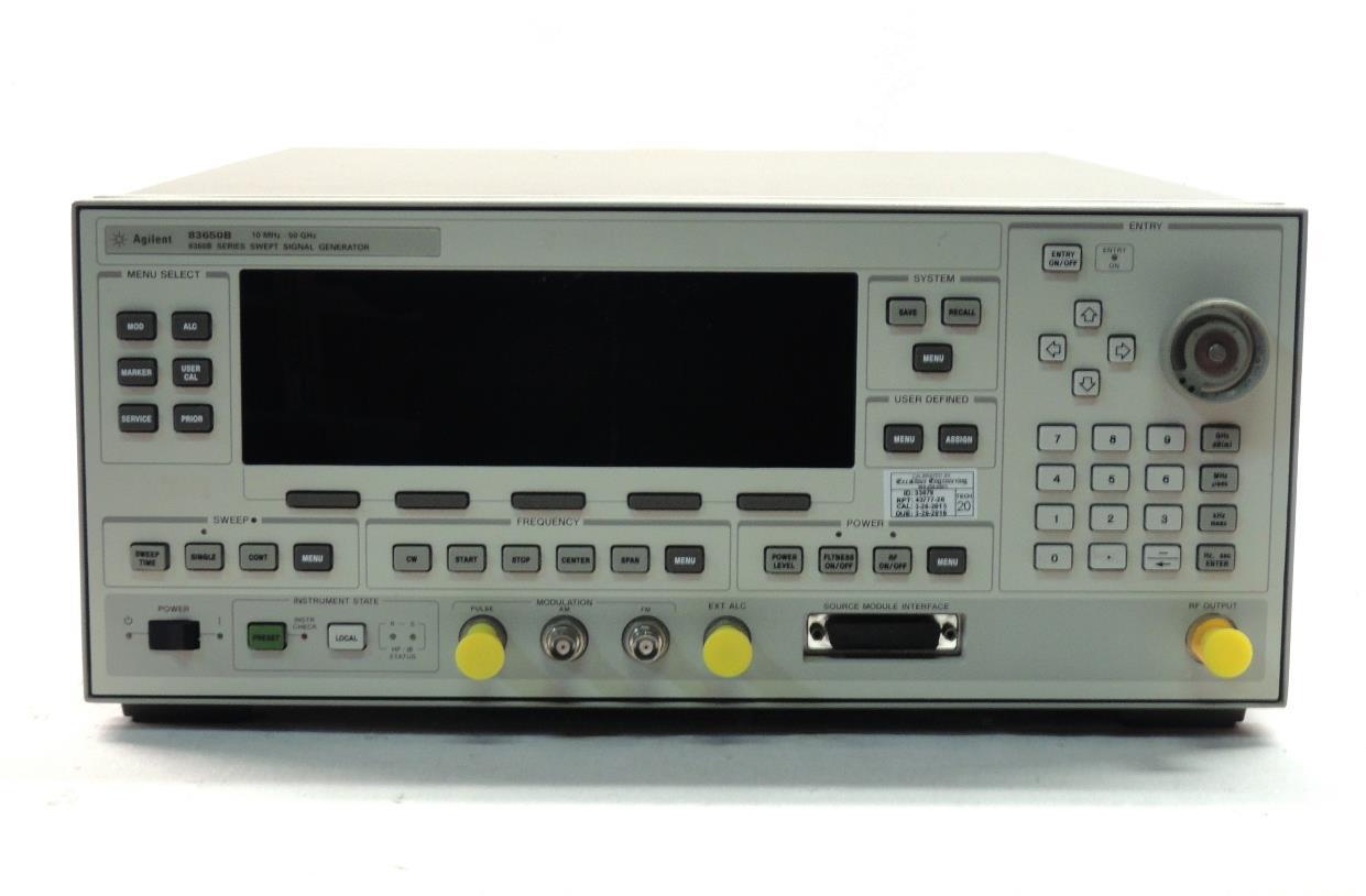 Agilent Signal Generator : Agilent b series swept signal generator ebay