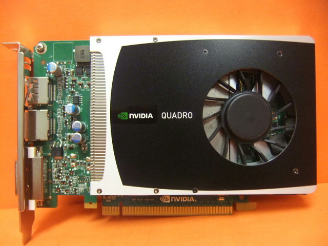 616075001  genuine hp nvidia quadro 2000 pcie w1gb