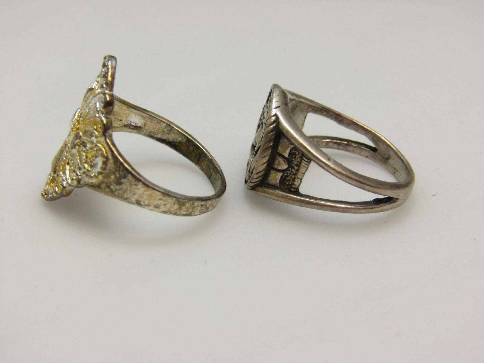 sterling silver jewelry lot religious prayer box pendant