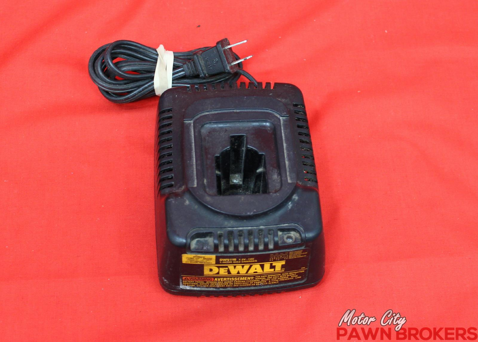 Dewalt xrp dw989 18v 1 2 chuck power tool cordless for Motor city pawn shop