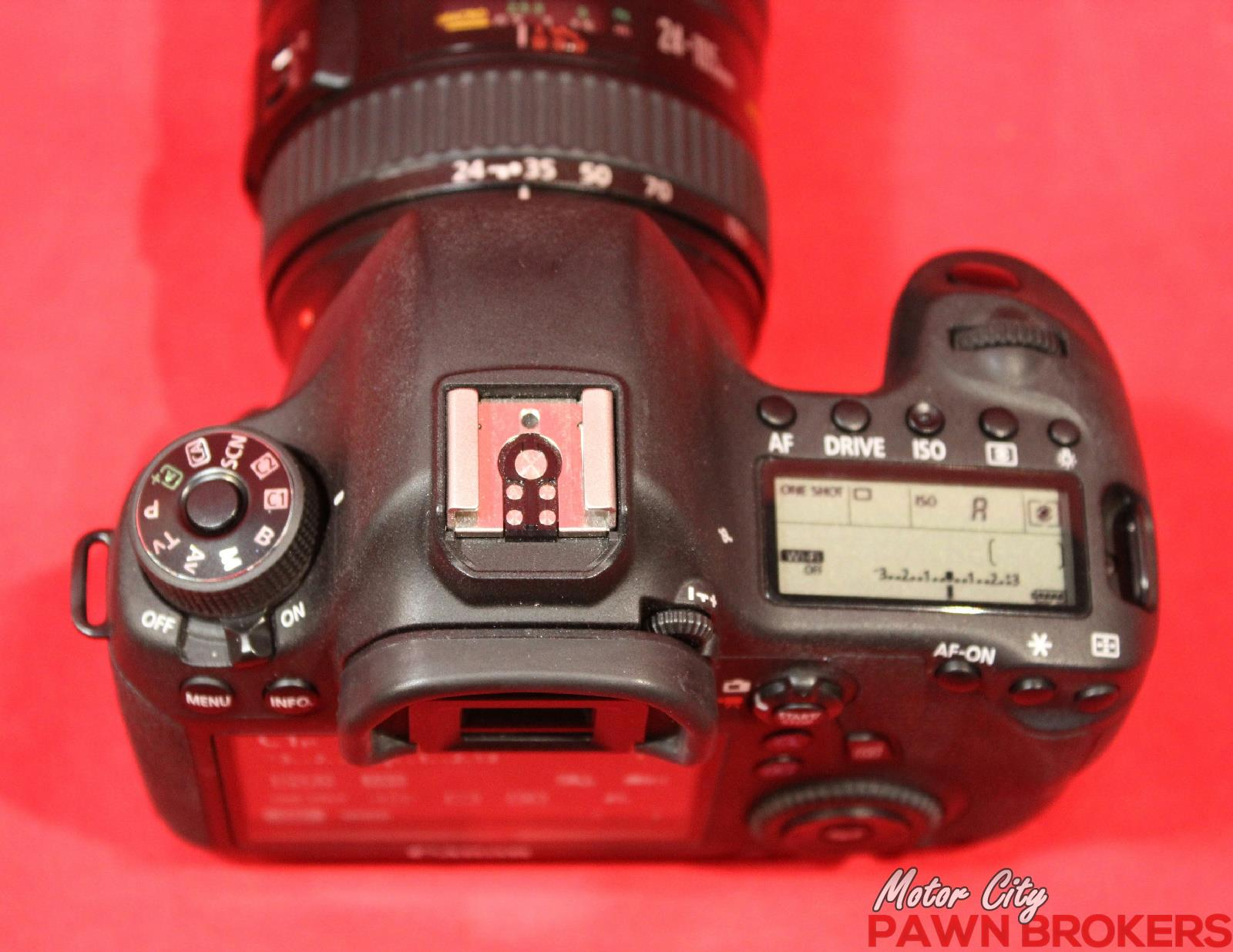 Canon Ds126401 Eos 6d 20mp 3 Display Wi Fi Dslr
