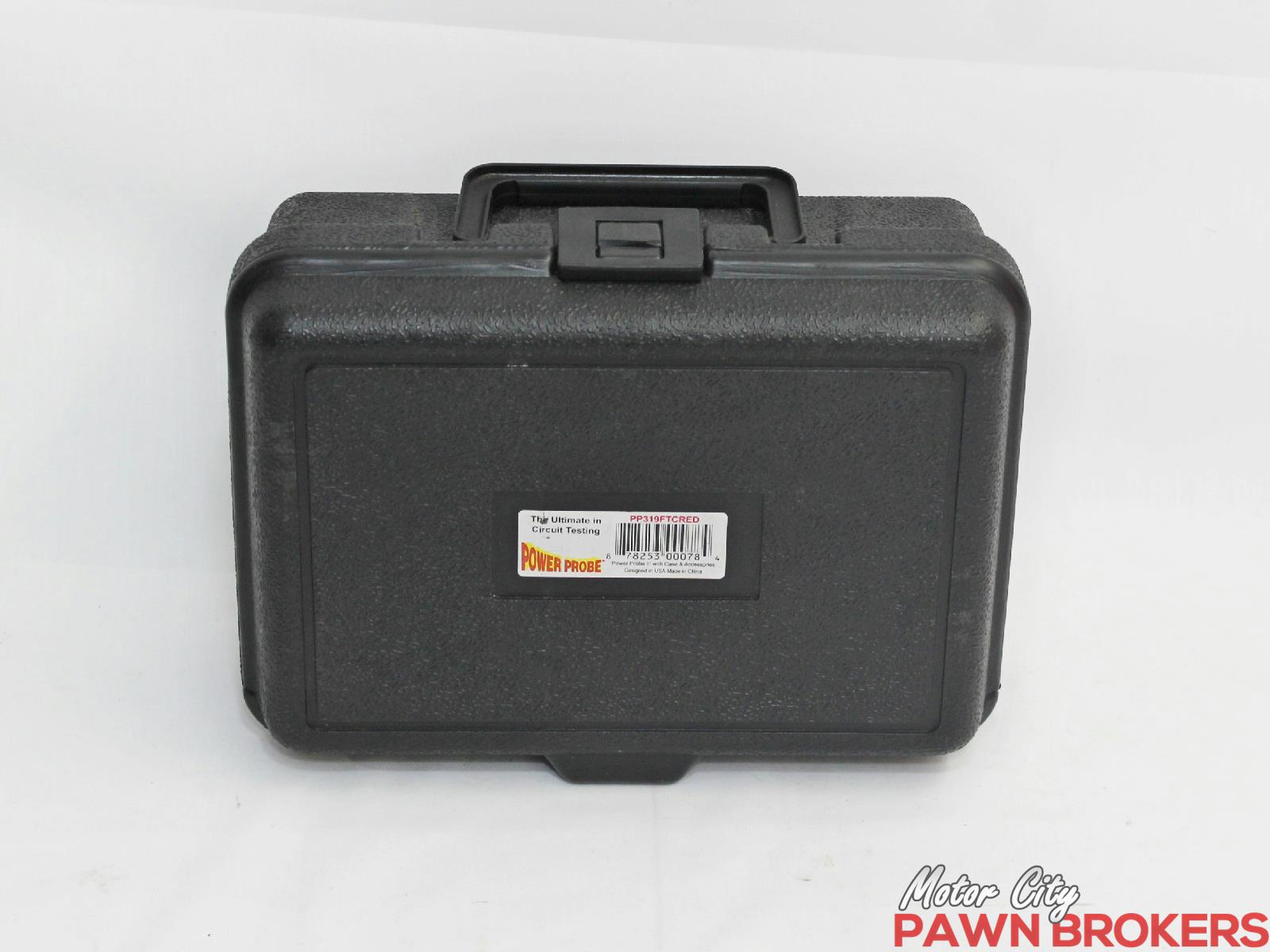 Power probe iii pp319ftcred 12 24v circuit load for Motor city pawn shop