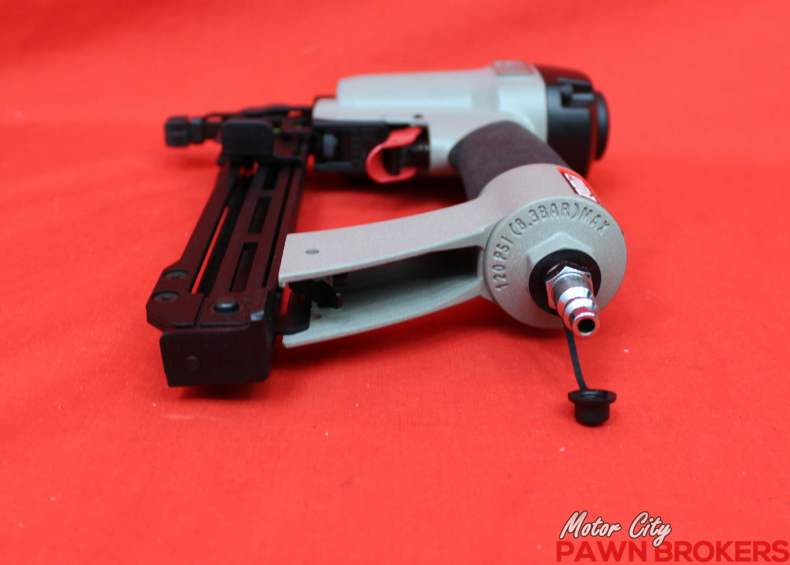 Porter cable ns 100a air tool 1 4 narrow crown stapler for Motor city pawn shop