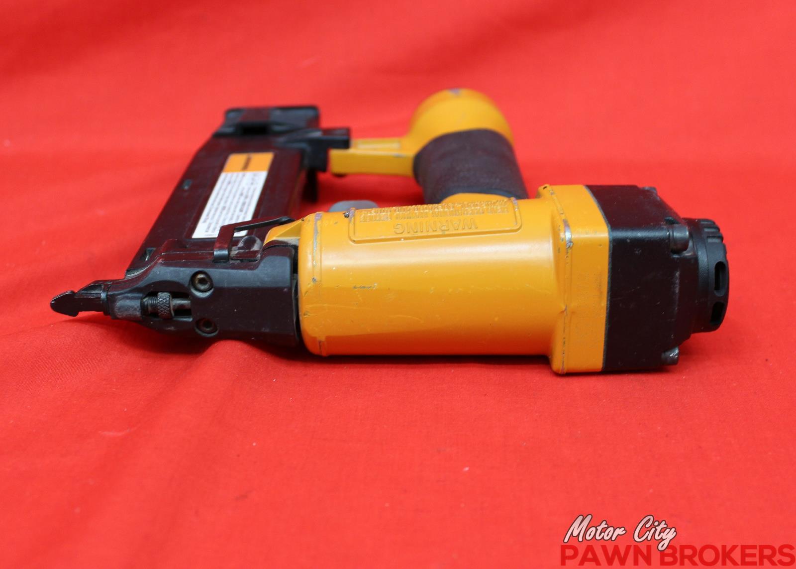 Bostitch sb1842bn air tool 18 gauge brad nailer nail for Motor city pawn shop