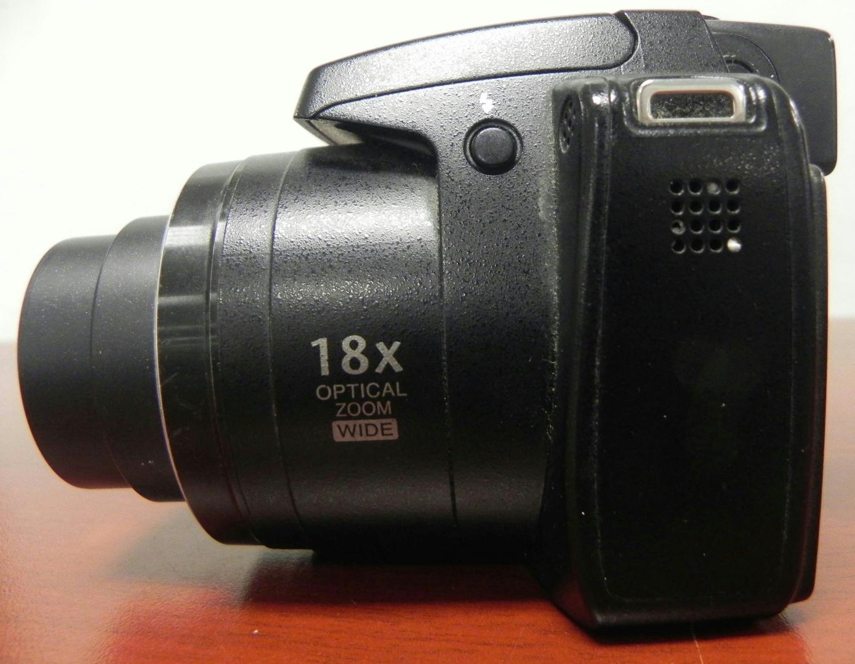 Nikon Coolpix P80 Black Digital Camera Dslr 18x Zoom