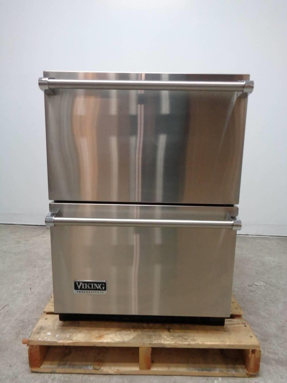 Viking Professional Series Vurd1441dss 24 Inch Double
