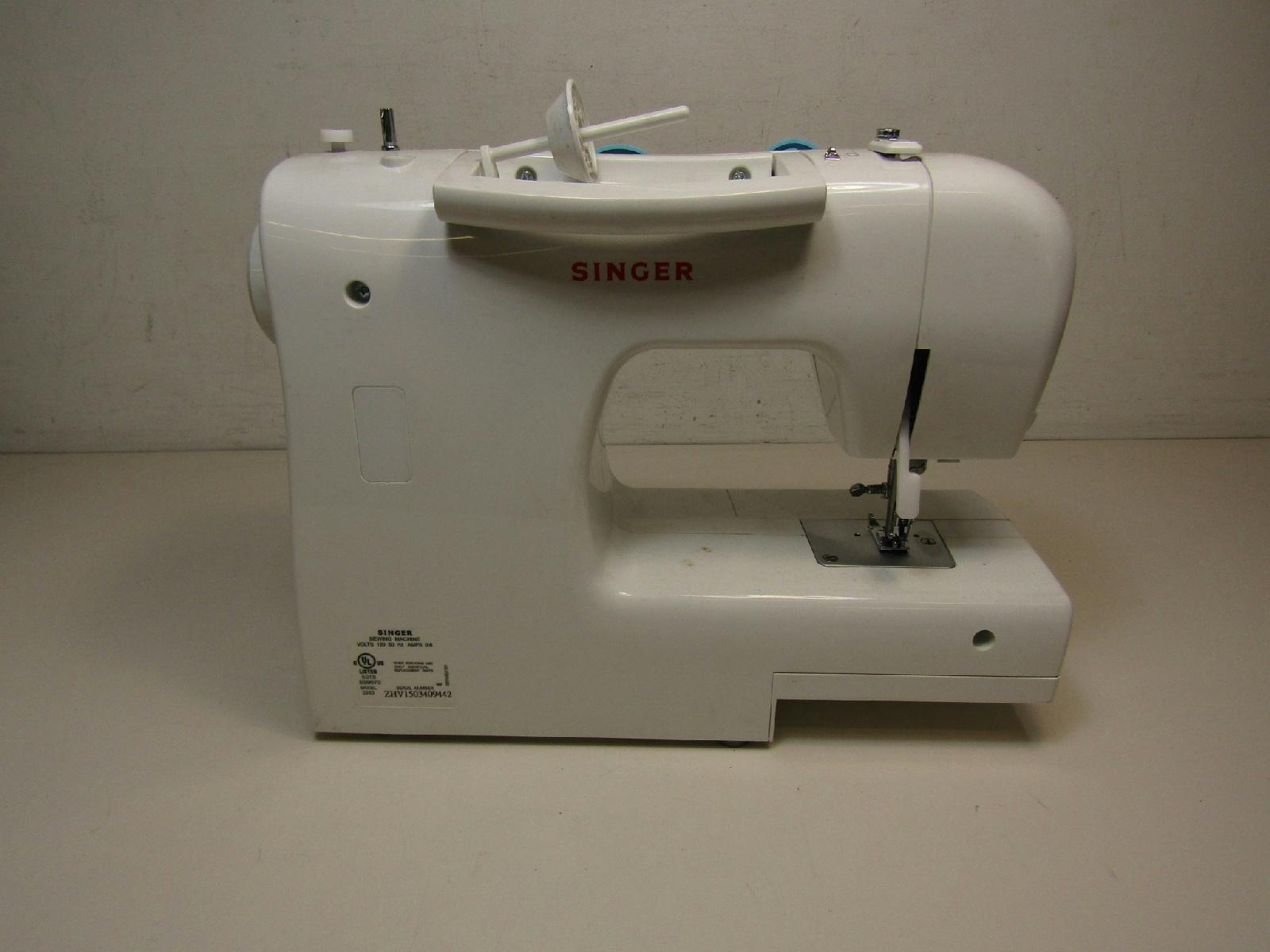 singer 2263 sewing machine