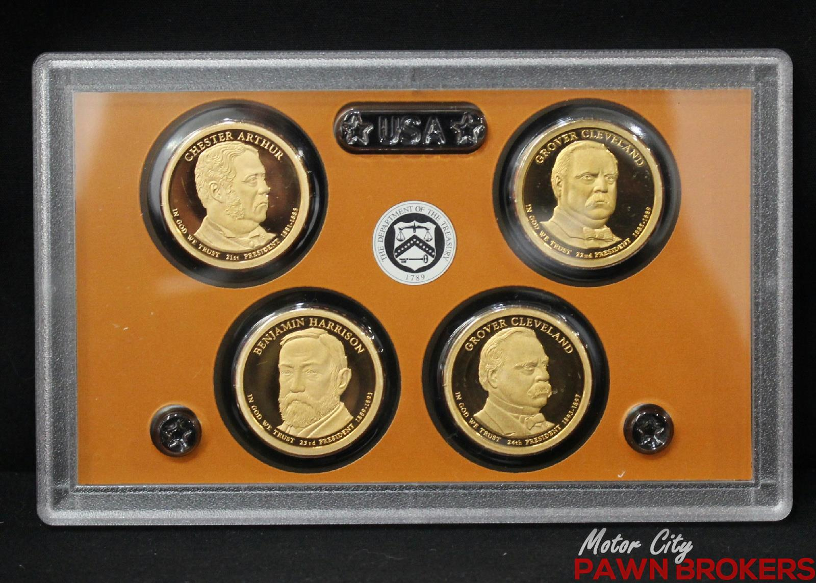 2012 united states mint silver proof set san francisco for Motor city pawn shop