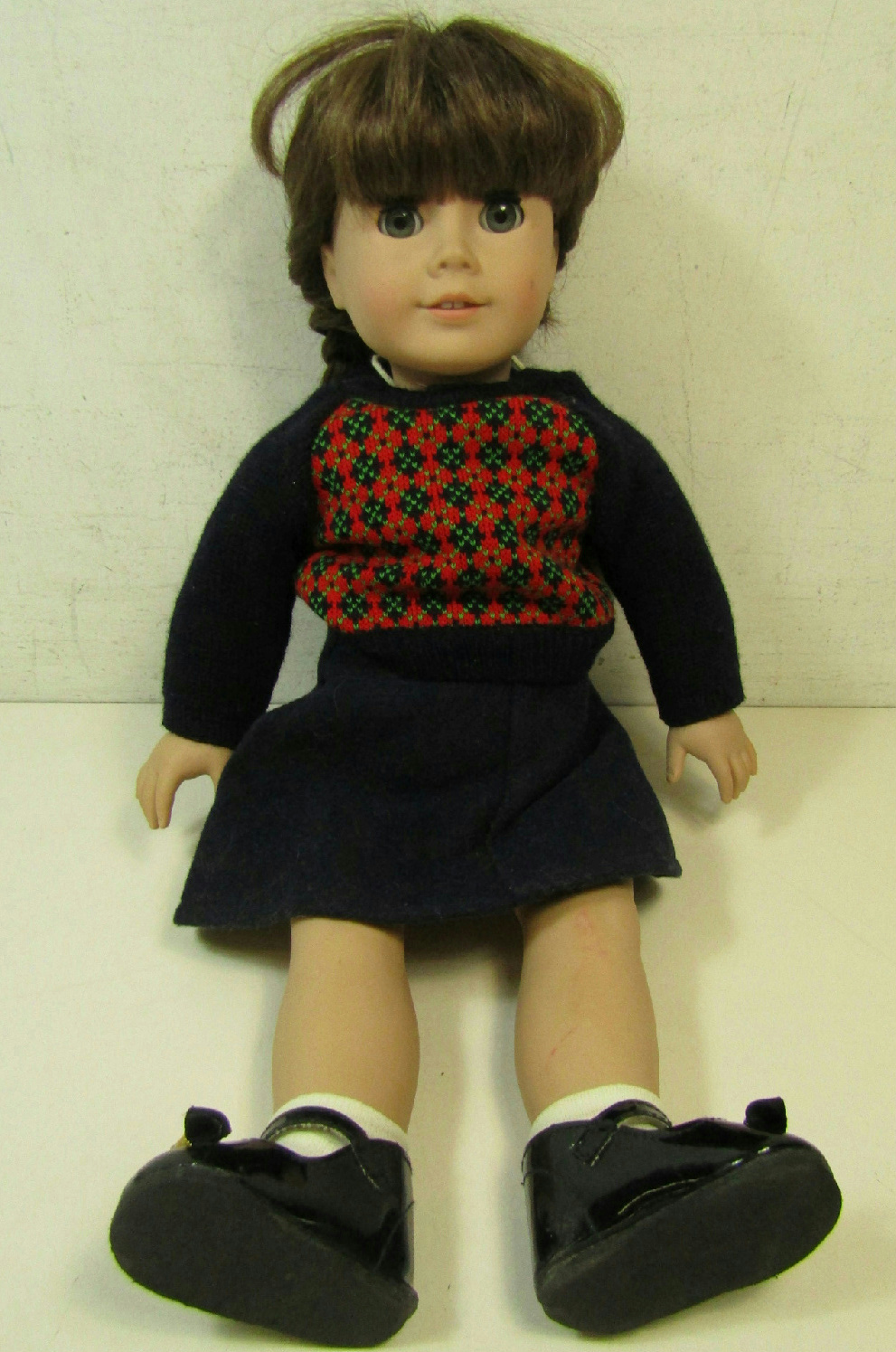 pleasant company american girl classic 18 inch molly doll w original outfit ebay. Black Bedroom Furniture Sets. Home Design Ideas