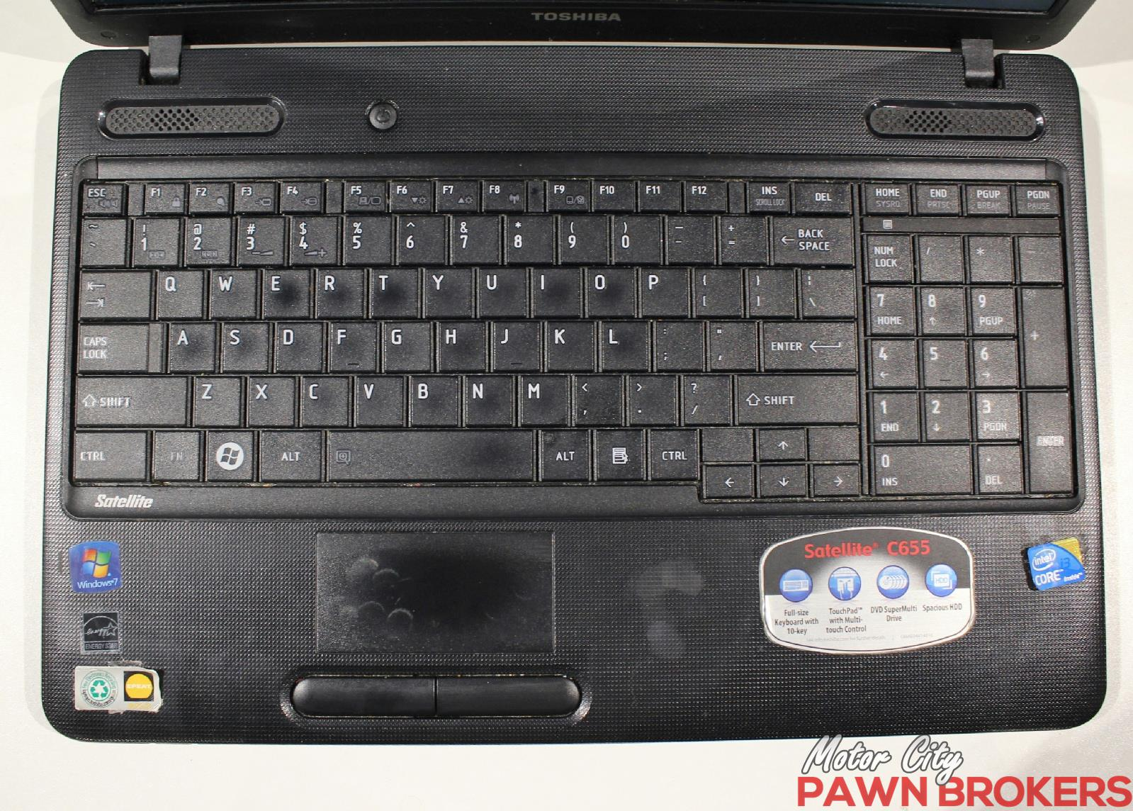 Toshiba Satellite C655 S5128 15 6 500gb Intel 2