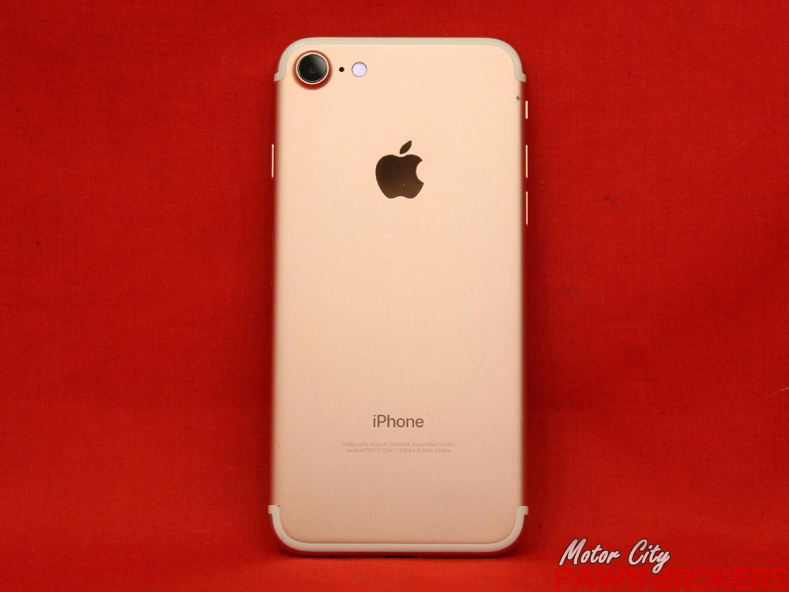 apple iphone 7s mna42ll a 128gb t mobile bad imei