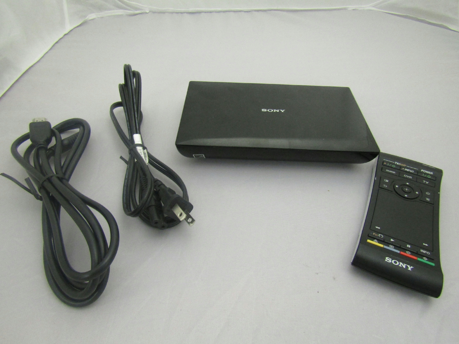 sony nsz gs7 digital media streamer w remote hdmi cord. Black Bedroom Furniture Sets. Home Design Ideas