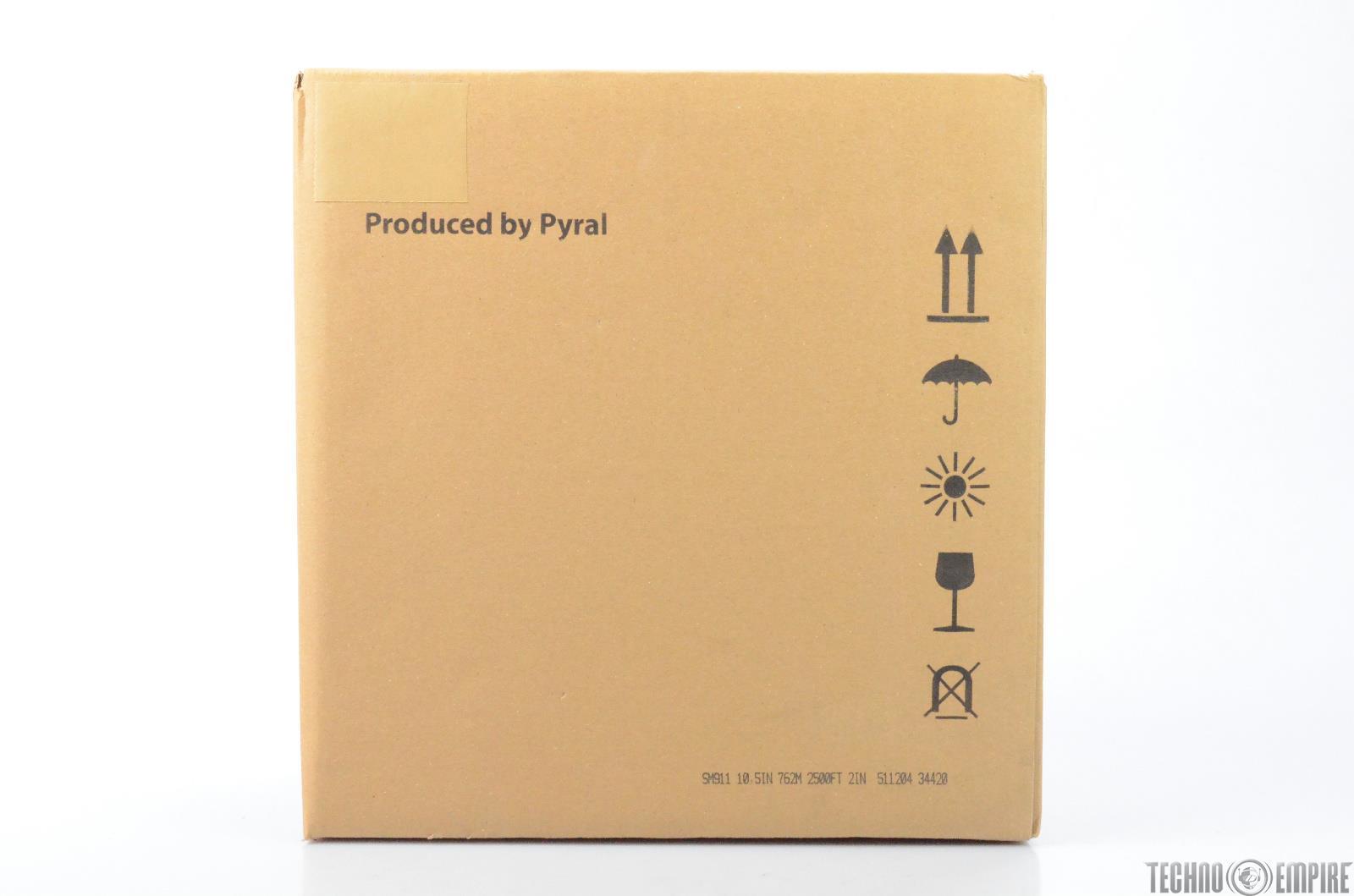 "Pyral SM911 Studio Master 911 2"" Tape NAB Reels Fairfax Recordings #28603"