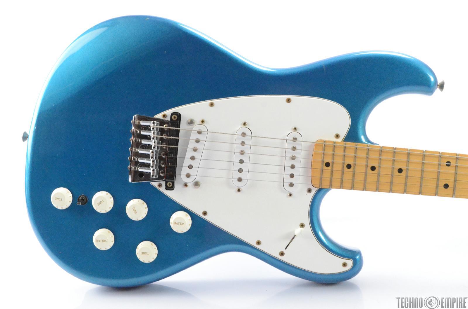 Roland G-505 Synth Guitar w/ GM-70 MIDI Converter & SC-55 Sound Canvas #28251