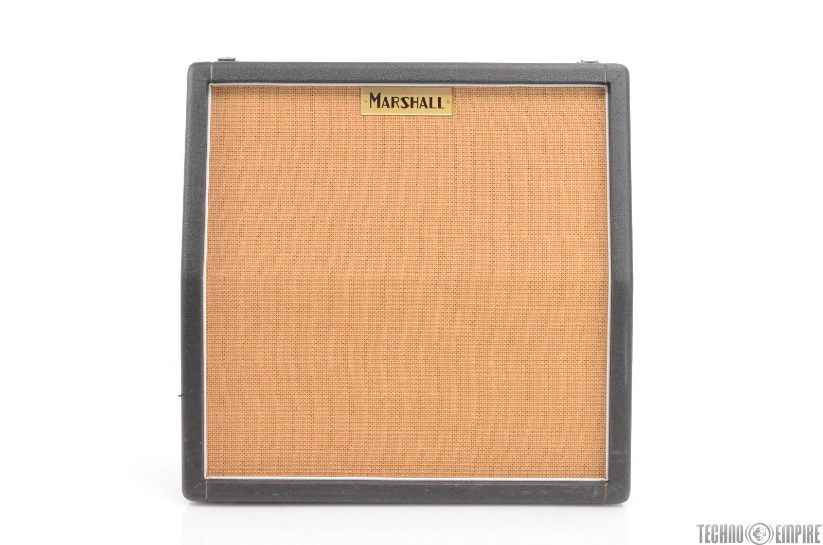 Marshall 812T40 4x12 Guitar Cab Cabinet W/ Celestion G12 Alnico Gold #28923