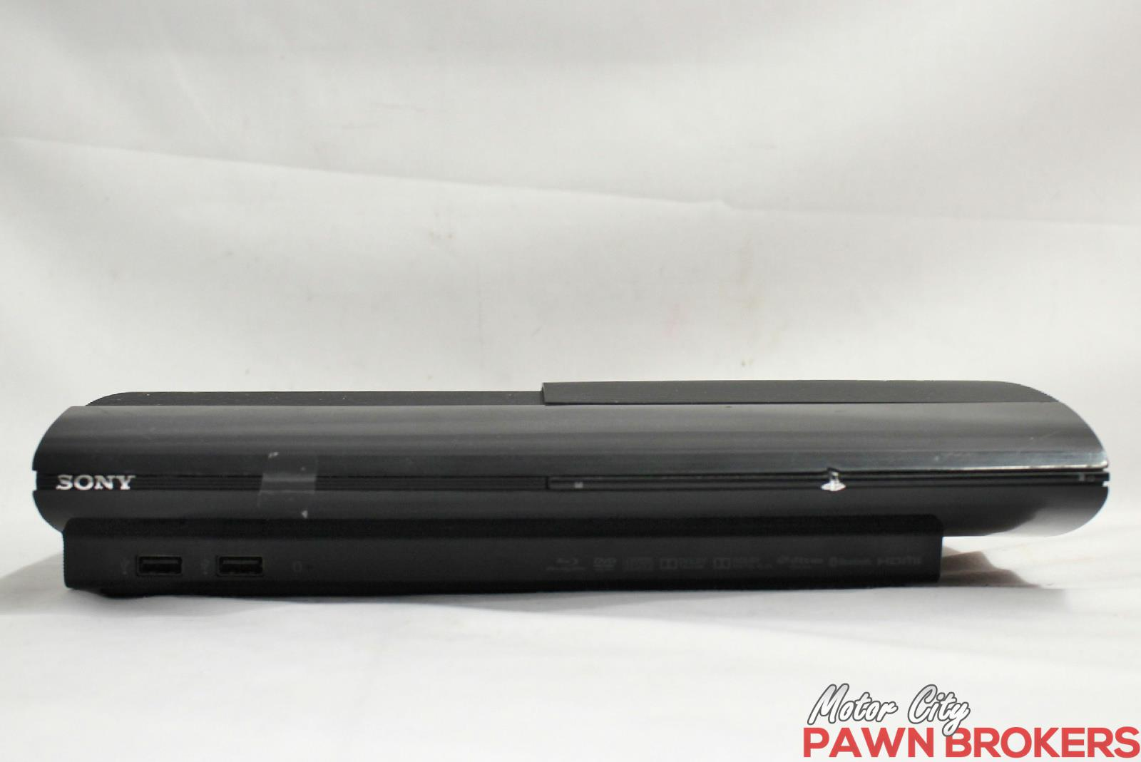 how to clean ps3 super slim vents