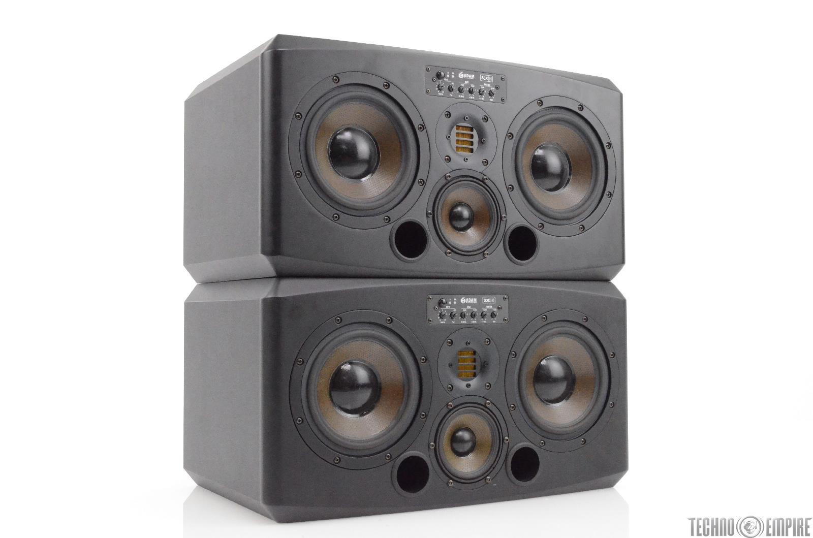 Adam S3X-H Midfield Active Studio Monitors Speakers #28858