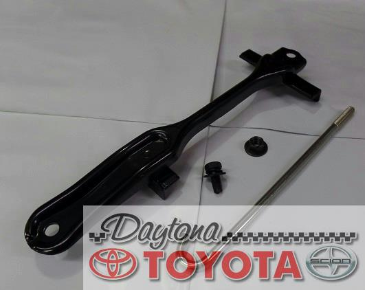 2012-2016 TOYOTA CAMRY BATTERY HOLD DOWN BRACKET CLAMP KIT 74404-06130