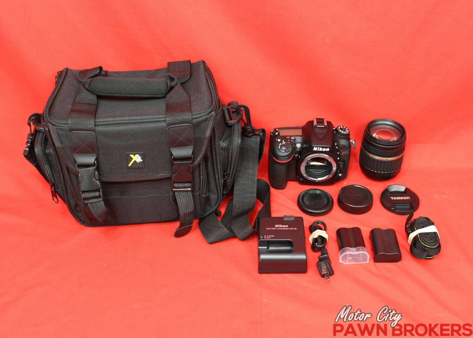 Nikon D7100 24 1 Megapixels 3 2 Screen Sd Card Hdmi