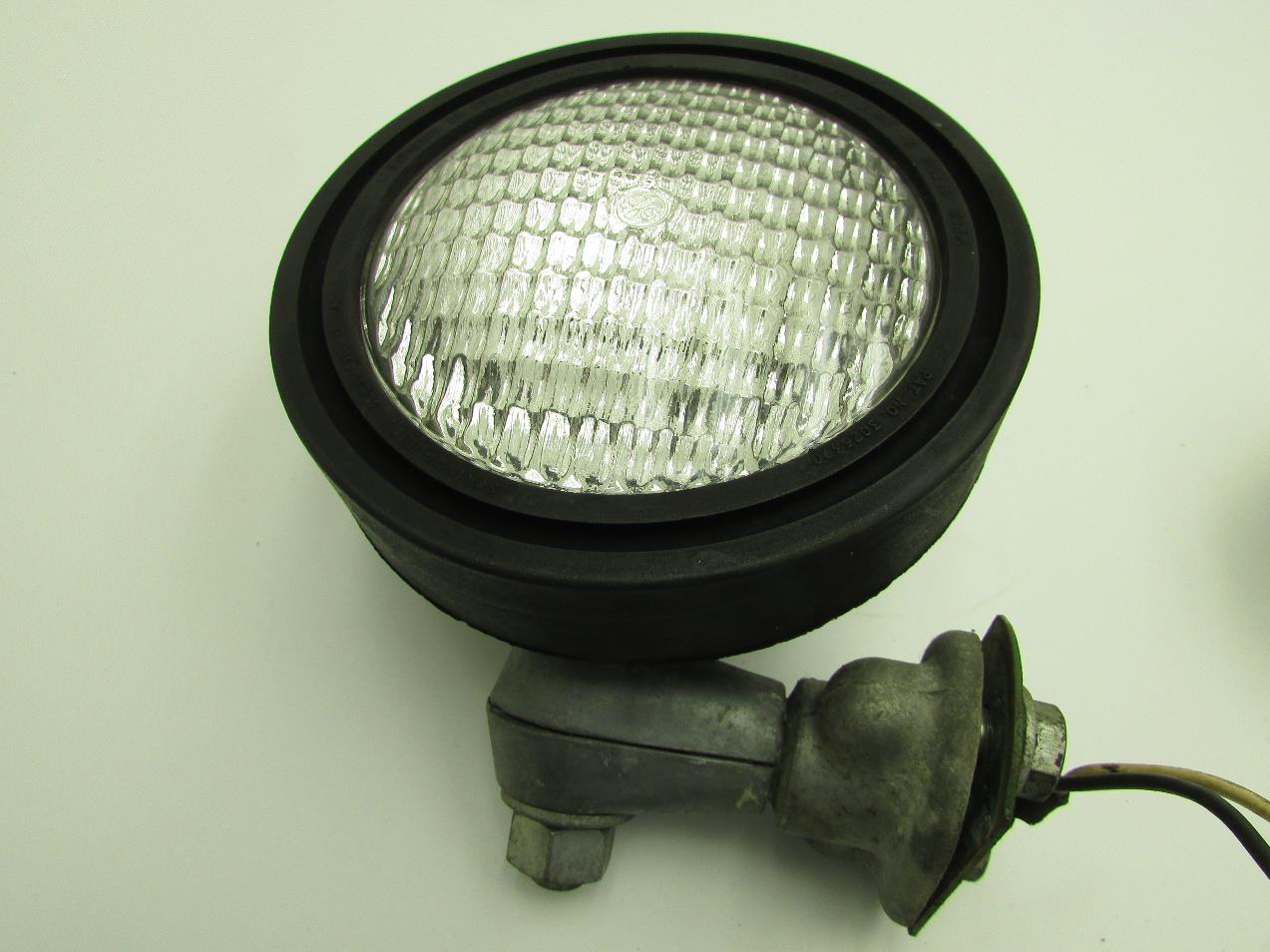 John Deere Tail Lamps : John deere round fender garden tractor headlights