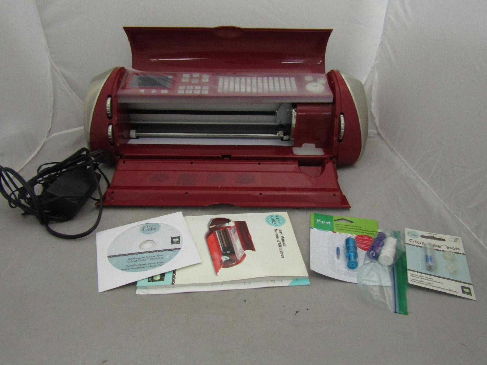 Cricut cake personal electronic cutting machine model for The cricut craft machine