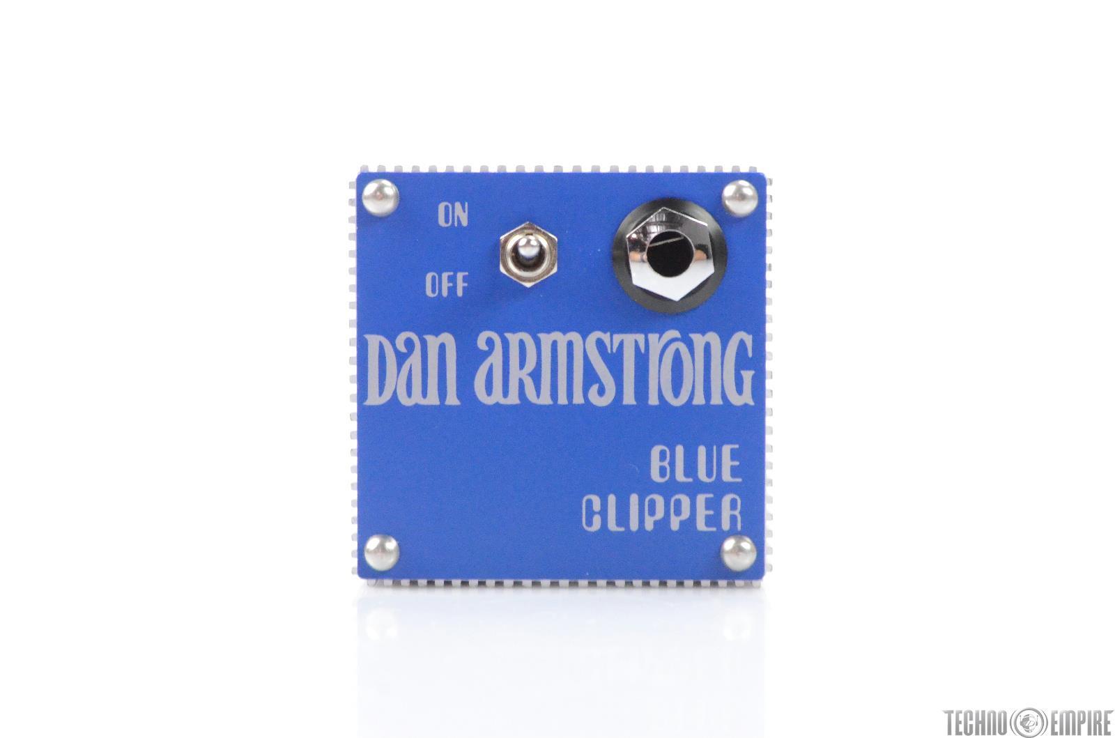 Grafton Dan Armstrong Blue Clipper Fuzz Sound Modifier Fairfax Recordings #27881