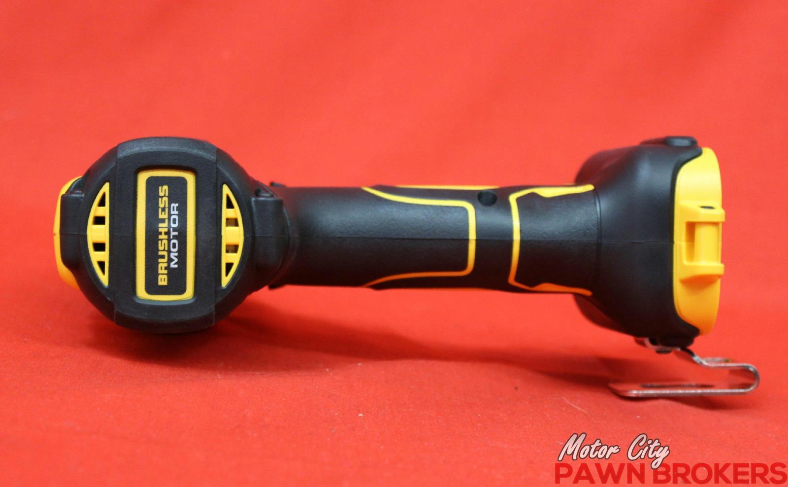 Dewalt dcd791 20v max xr brushless 1 2 cordless drill for Motor city pawn shop