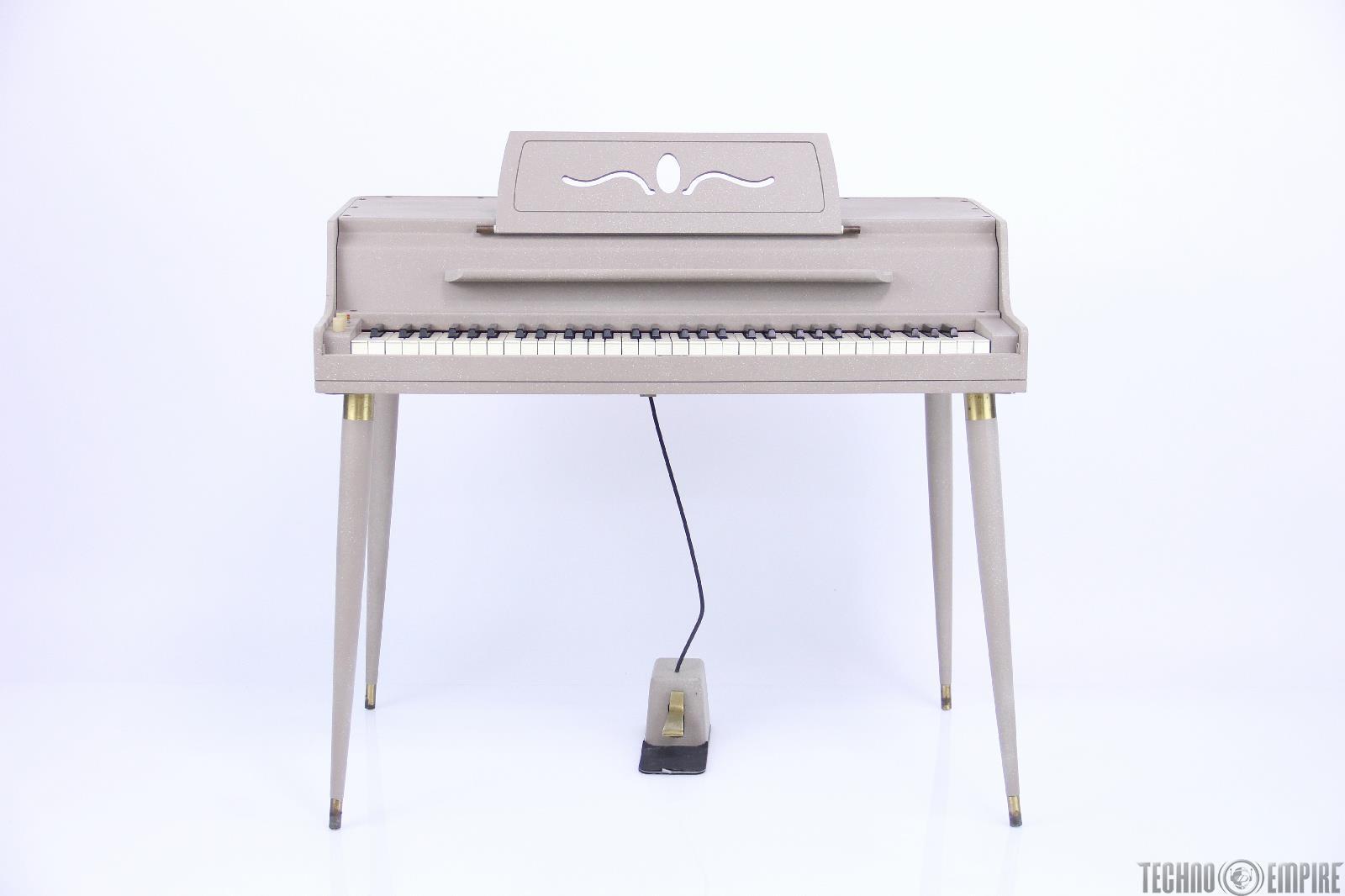 Wurlitzer Model 140B Electric Piano Restored Ken Rich Fairfax Recordings #28834