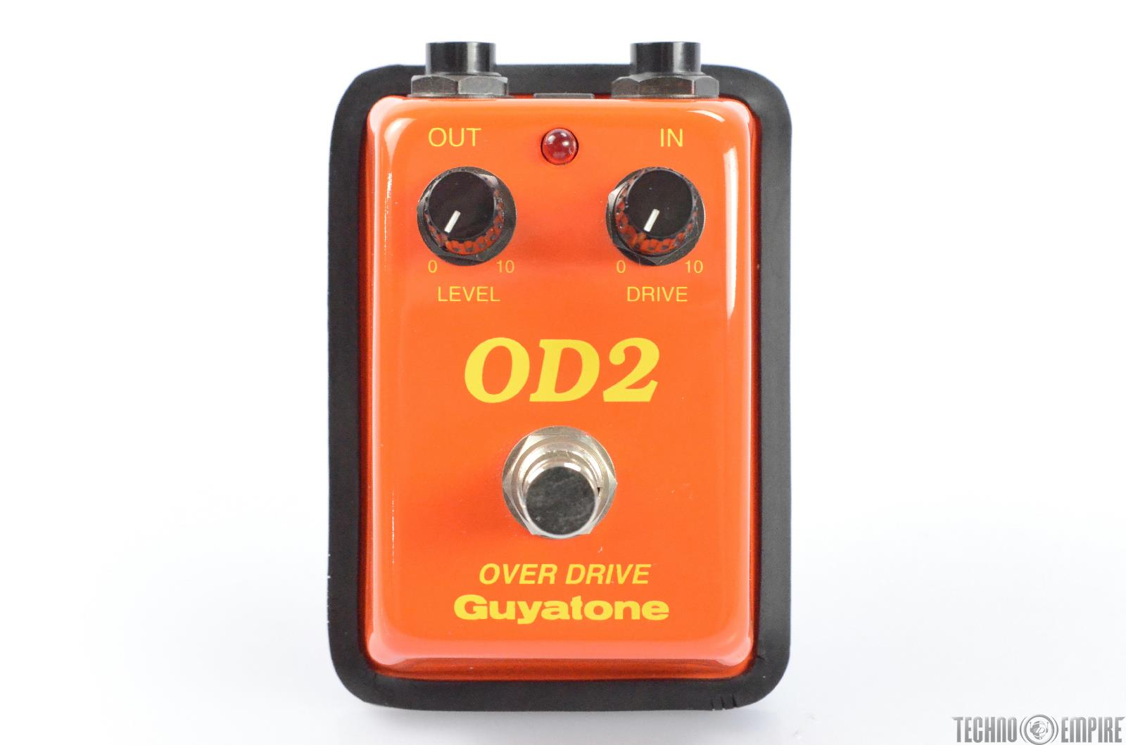 Guyatone OD2 Over Drive Boost Guitar Effect Pedal Fairfax Recordings #27869