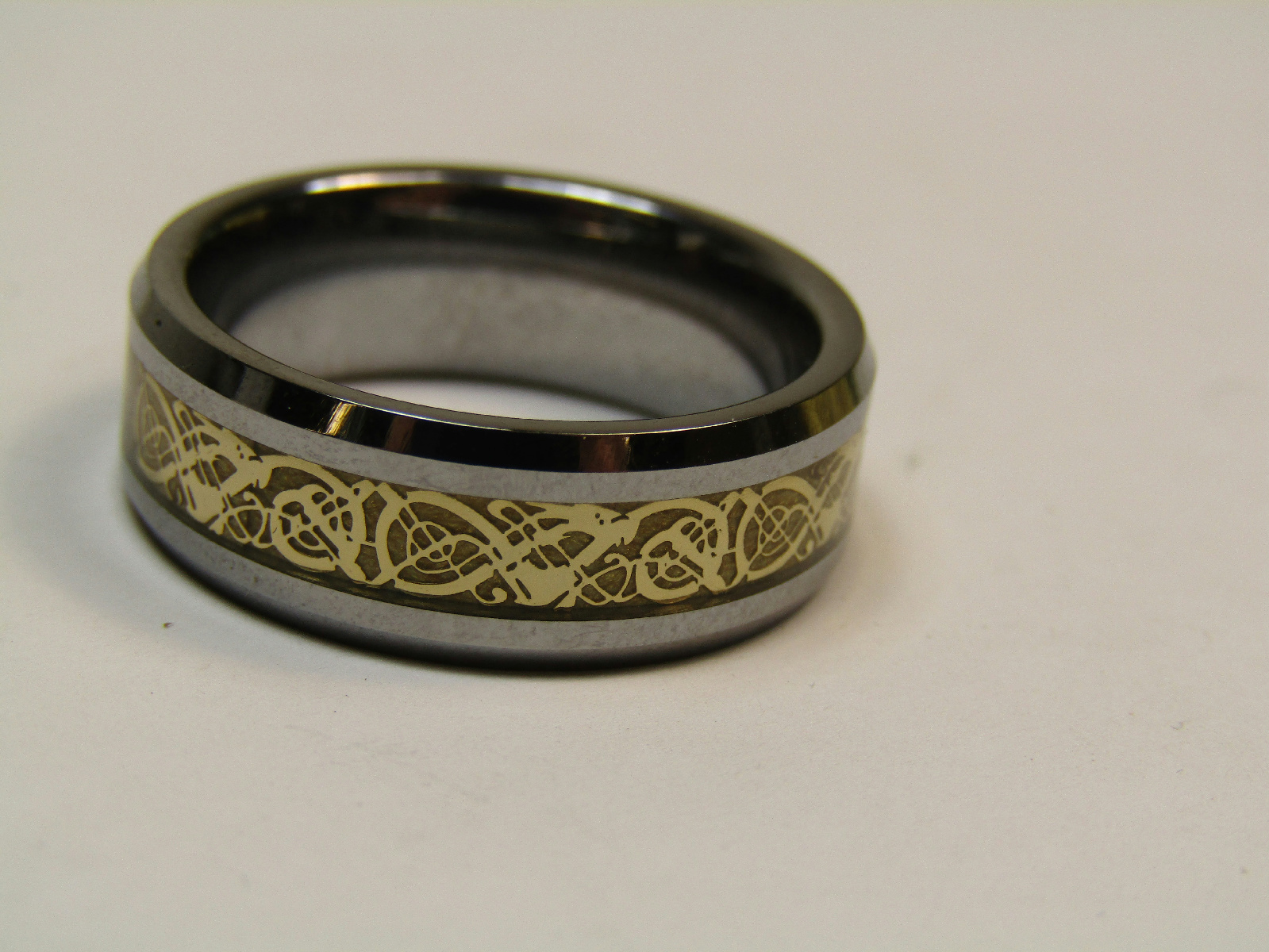 stauer s celtic knot tungsten jewelry wedding