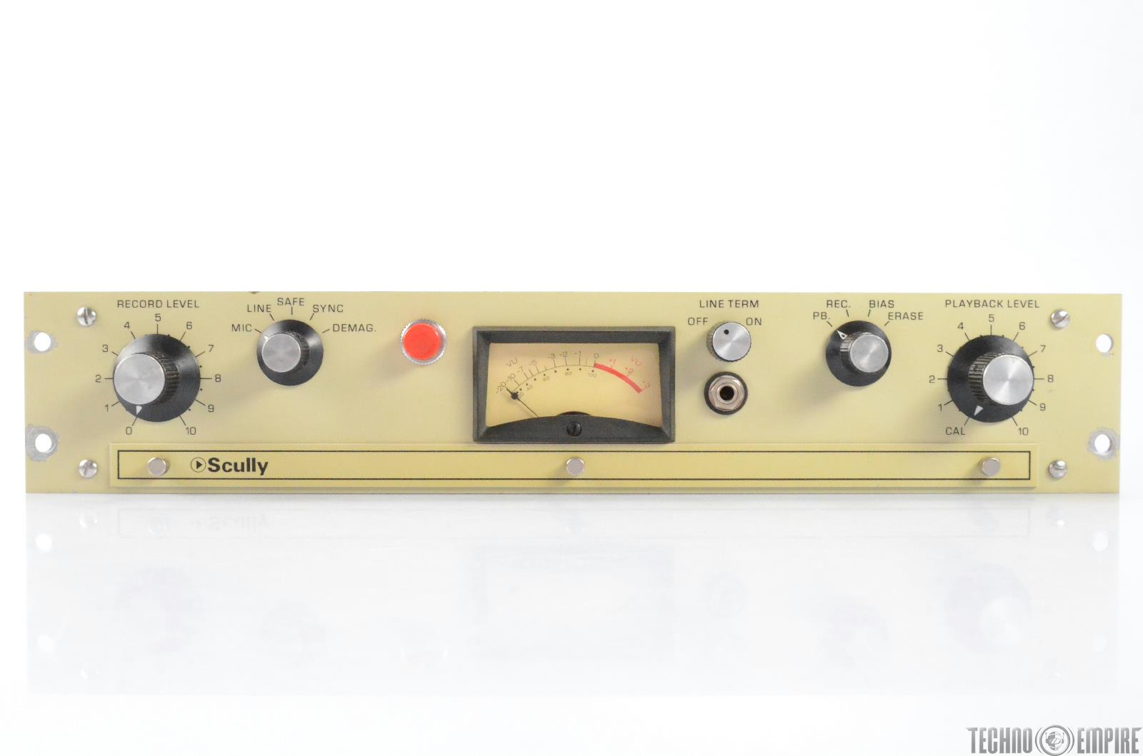 Scully 280 Tape Machine Electronics Module Preamp Fairfax Recorders #28616