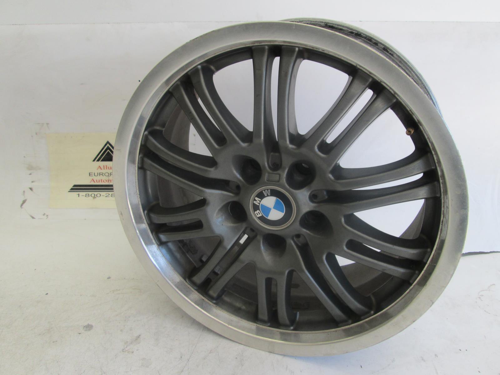 Bmw E46 M3 Style 67 18x8 Et13 Replica Wheel 1290