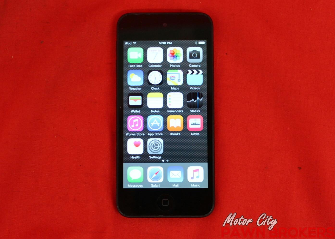 Apple iPod Touch 5th Gen (MD723LL/A) 32 GB Black & Slate ...