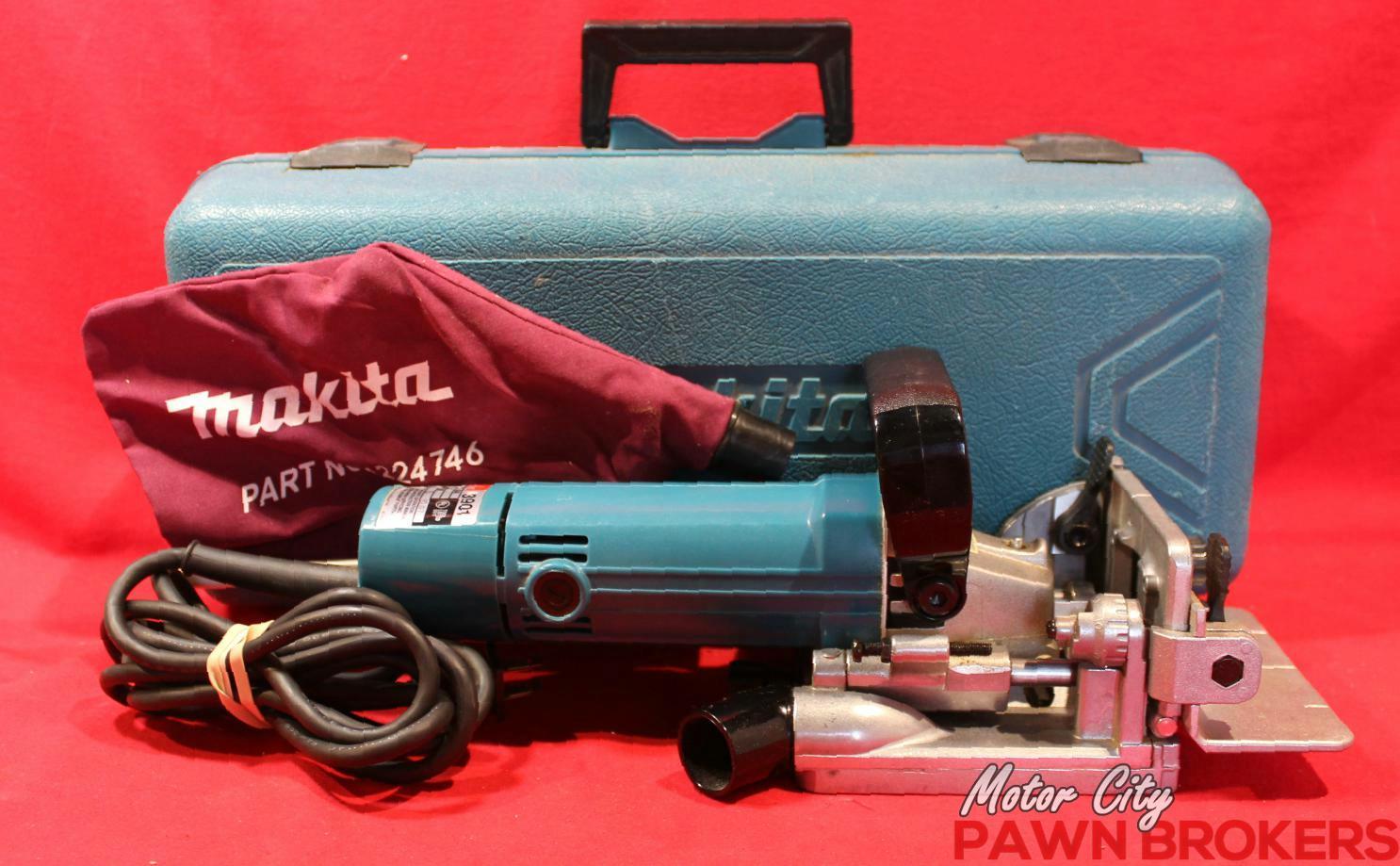 Makita 3901 5 6 amp 10 000 rpm six depth settings for Motor city pawn shop