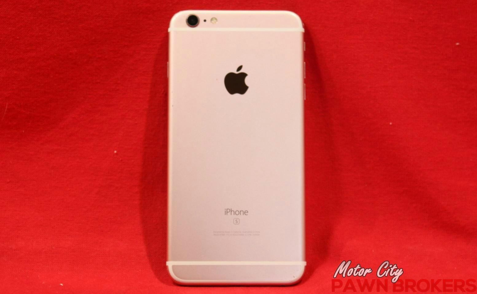 apple mkup2ll a iphone 6s plus 16gb rose gold t. Black Bedroom Furniture Sets. Home Design Ideas