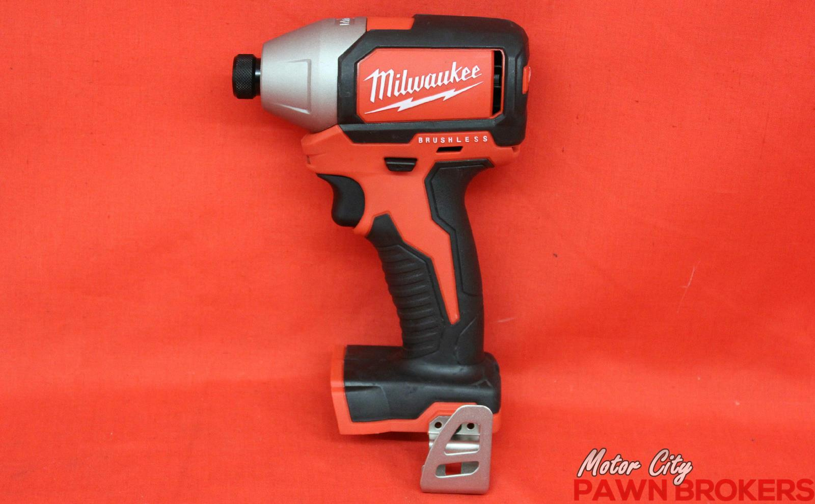 milwaukee 2750 20 m18 1 4 cordless impact driver. Black Bedroom Furniture Sets. Home Design Ideas