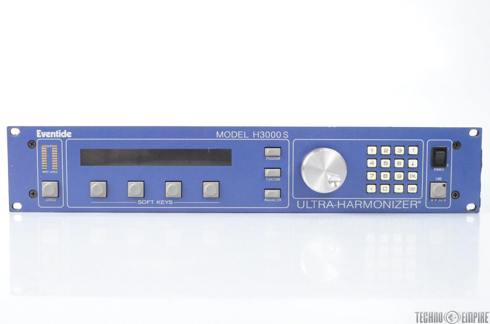 Eventide H3000S Ultra Harmonizer Multi Effect Unit Grandmaster Recorders #28721