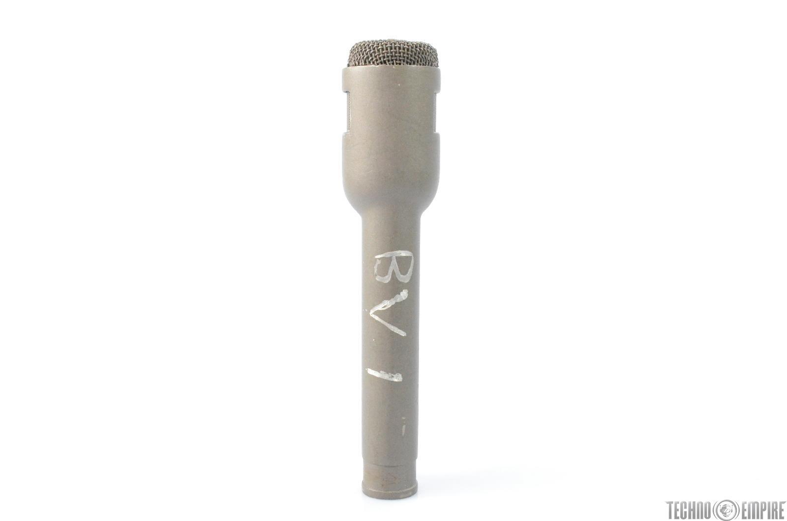Electro-Voice EV 666 Dynamic Microphone Cardioid Grandmaster Recorders #28751