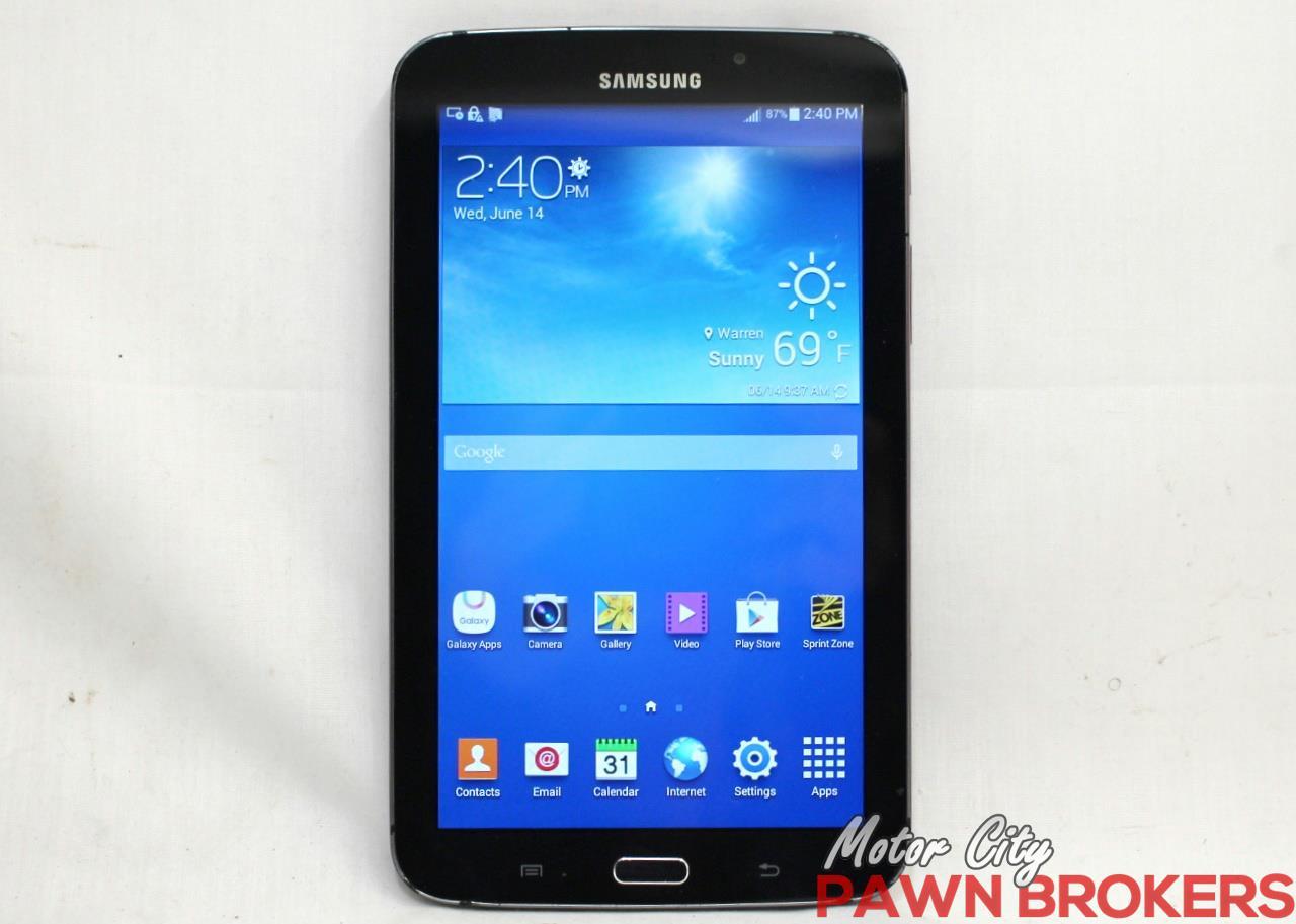 Samsung tab 3 4g / Big home depot